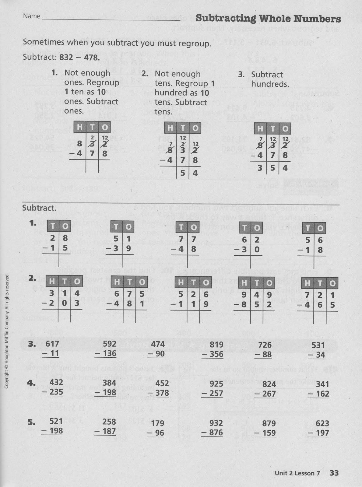 Homework Tuesday September 11th