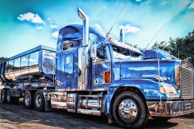 memilih truck derek untuk keadaan darurat