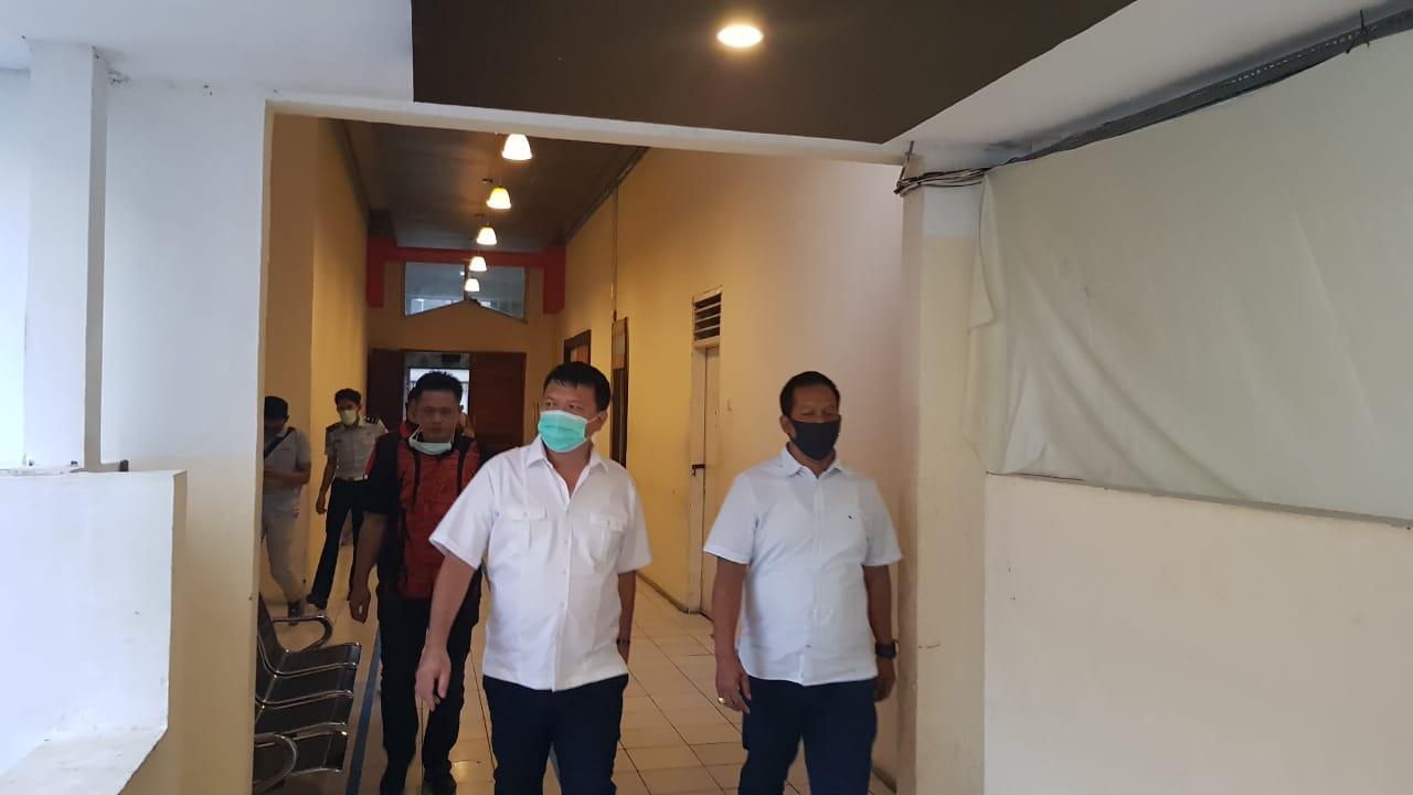 Dirjenpas Reinhard Silitonga Melaksanakan Kunjungan di Lapas Kelas 1 Tangerang