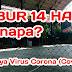Mengapa Harus Libur 14 Hari untuk Mencegah Menularnya Virus Corona ( Covid 19) ?
