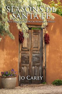 Seasons de Santa Fe: The Complete 4-Book Romance Series by Jo Carey