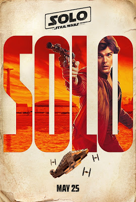 Solo: A Star Wars Story Teaser Poster