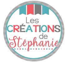 blog logo for Les Créations de Stéphanie