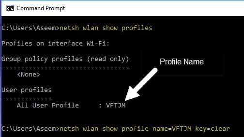 Cara Melihat Password Wifi Yang Tersimpan di Windows 7, 8, dan 10
