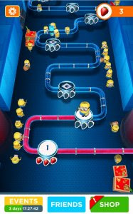 Game Despicable Me Minion Rush di Android
