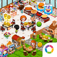 CafeLand-World-Kitchen-Icon