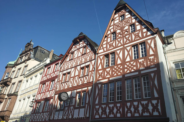 Weekend in Trier Itinerary