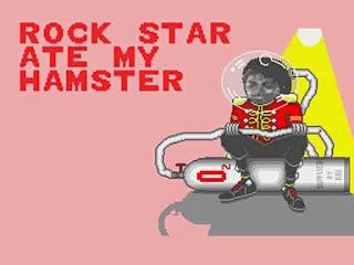Rockstar Ate My Hamster