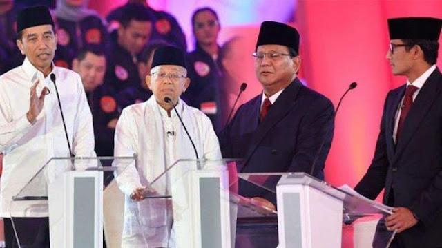 Seru, Survei LSPI : Elektabilitas Jokowi Vs Prabowo Mulai Saling Kejar