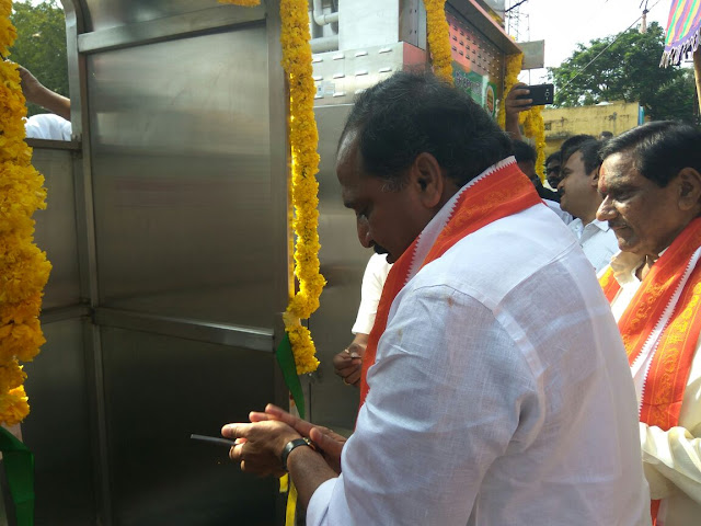 Eram Scientific launches 5th e-toilet unit in Kurnool district of AP