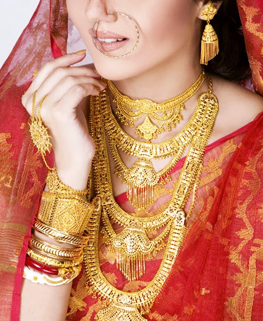 Bengali Bridal Jewelry Designs Contemporary Mingles Modern