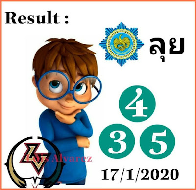Thailand Lotto 3up Direct Live Result Today Facebook 17 January 2020