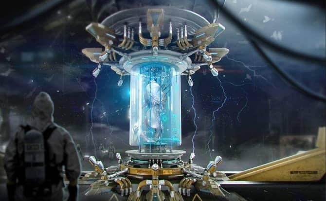 Ciencia ficción, futuro, seres