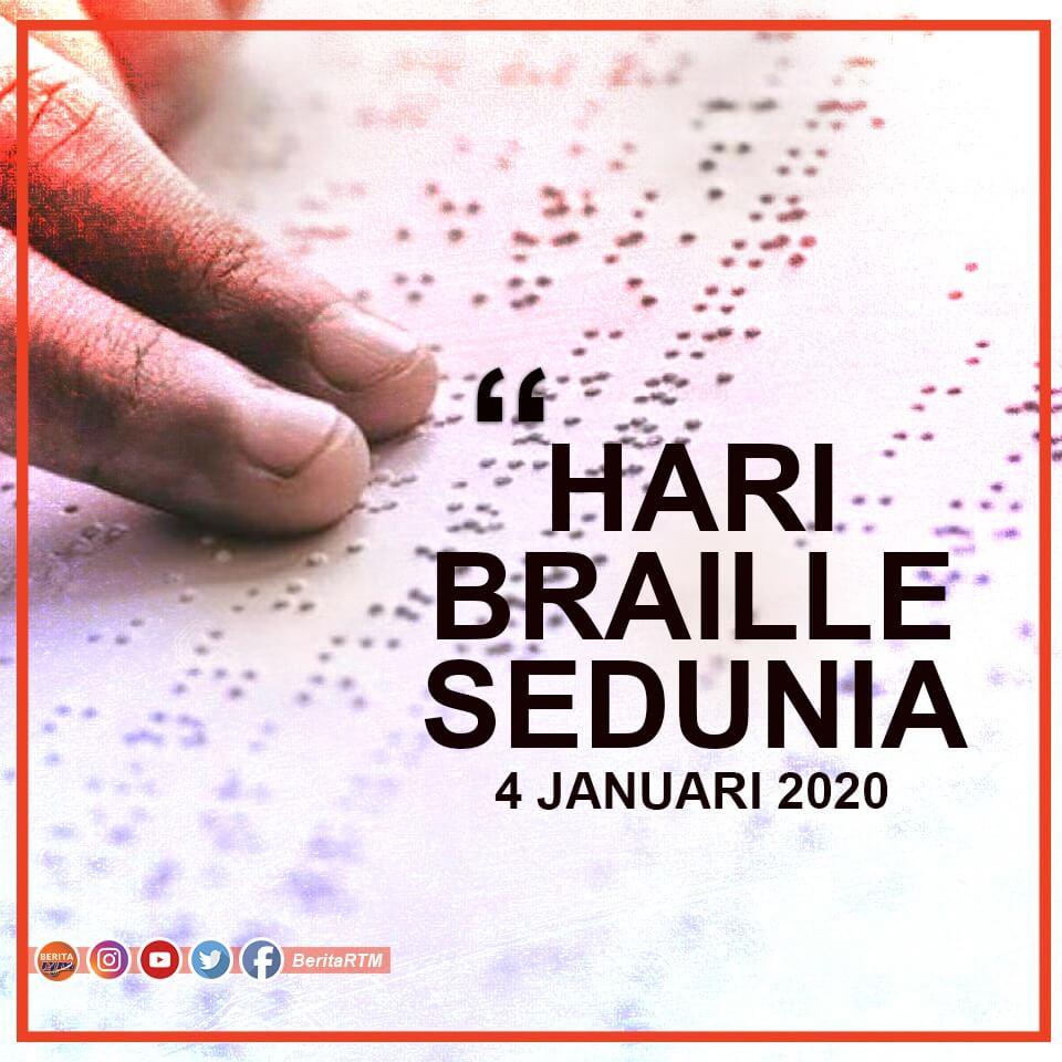 Hari Braille Sedunia