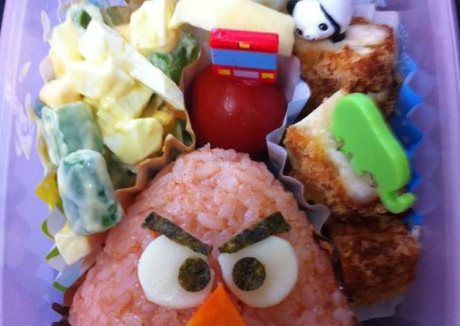 3 Menu Masakan Lucu Bekal Untuk Anak Di Sekolah