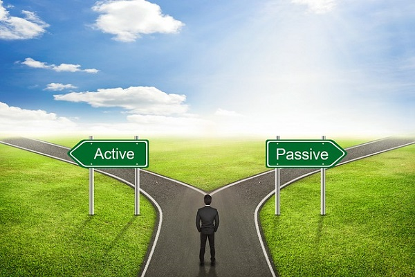Active and Passive Voice Exercise ~ Tekno English