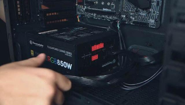Perangkat Keras Power Supply