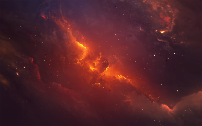 Papel de Parede para PC Nebulosa