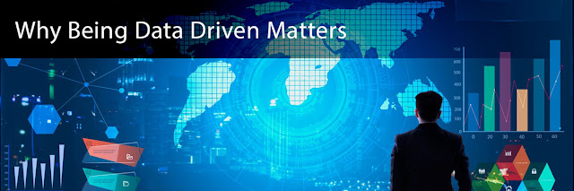 Business Intelligence for Business : Why Being Data Driven Matters