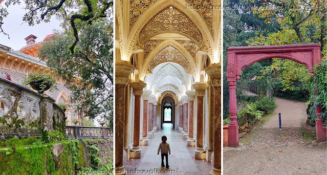 Monserrate palace - Sintra Wedding Venues