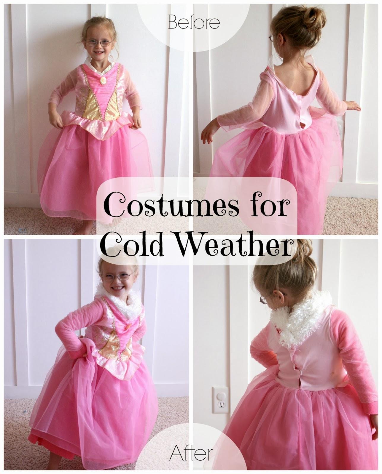 sc 1 st  Pleats and Ruffles & Winterizing Halloween Costumes