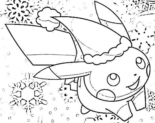 Pokemon coloring pages holiday.filminspector.com