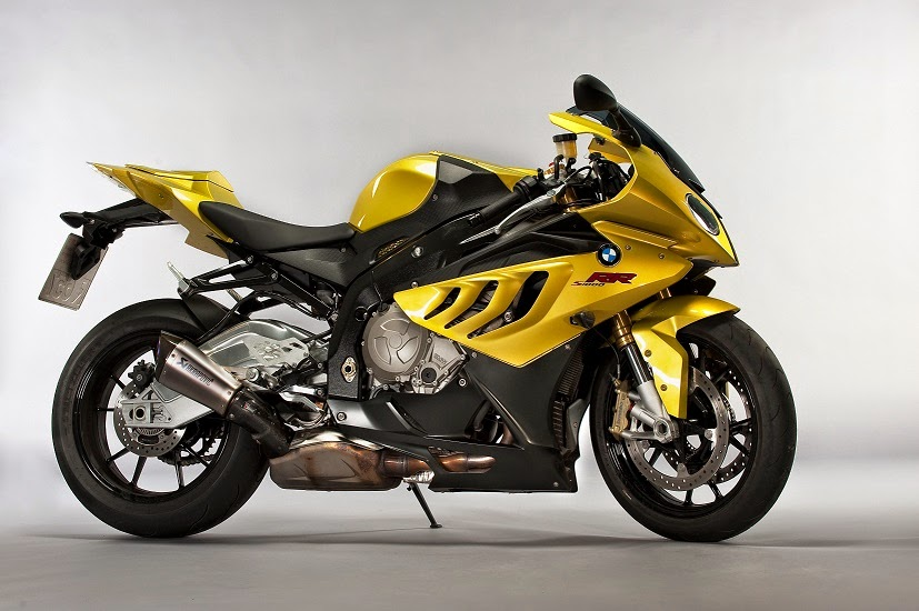 The BMW S1000RR