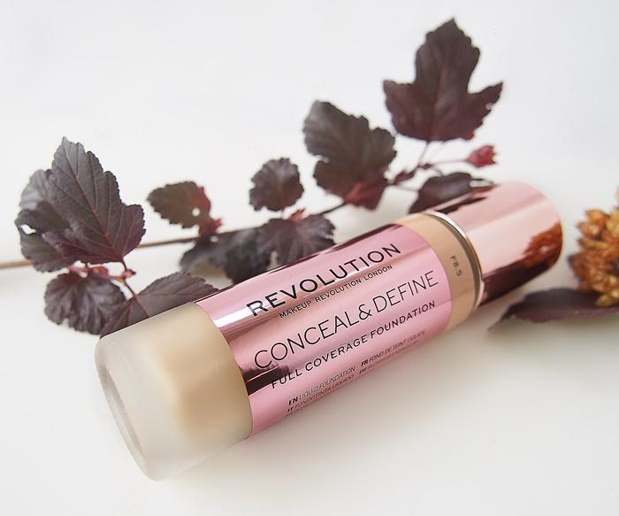 makeup revolution conceal define meikkivoide