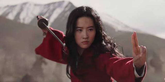 Épica y espectacularidad en el tráiler de 'Mulan'