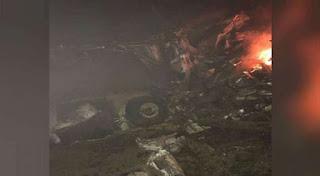 Avião que levava paciente com Covid-19 cai no Ceará; piloto, dois médicos e paciente morrem