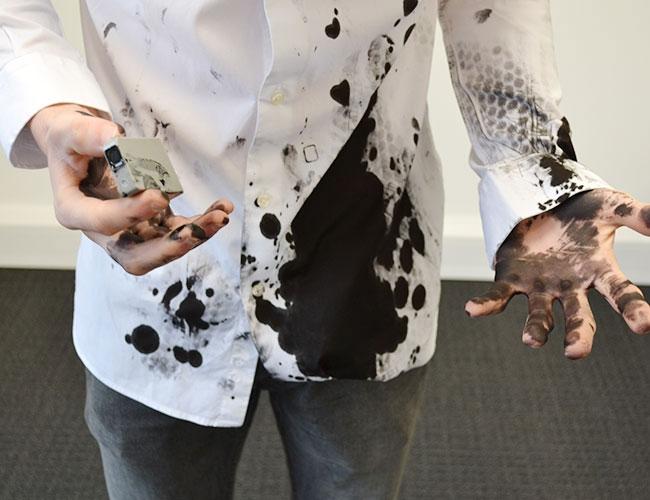 Cara Menghilangkan Tinta Printer di Tangan
