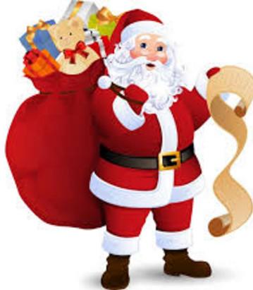 صور بابا نويل خلفيات رأس السنه
