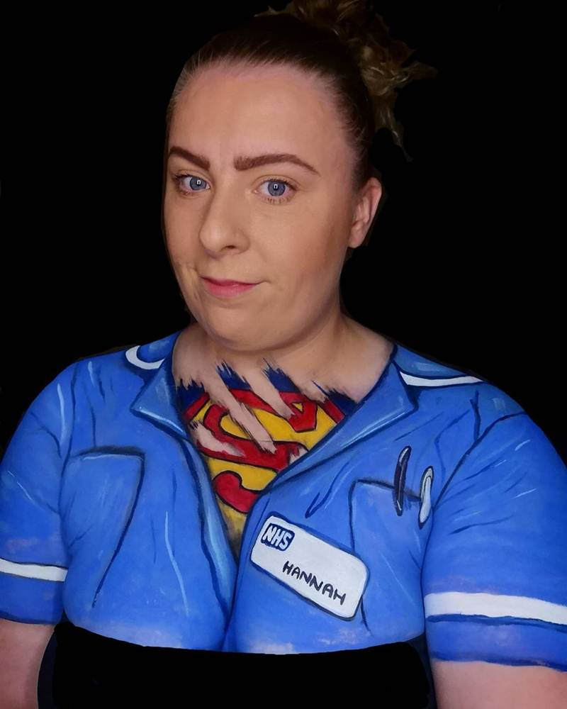 Makeup Artist Hannah Grace