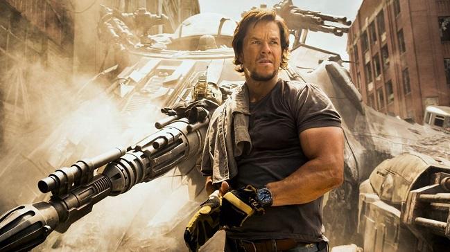 Mark Wahlber no filme Transformers: O Último Cavaleiro/Paramount Pictures/Reprodução