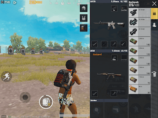 Tips memilih attachment pubg mobile