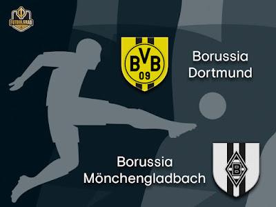 مشاهدة مباراة بوروسيا دورتموند وبوروسيا مونشنجلادباخ