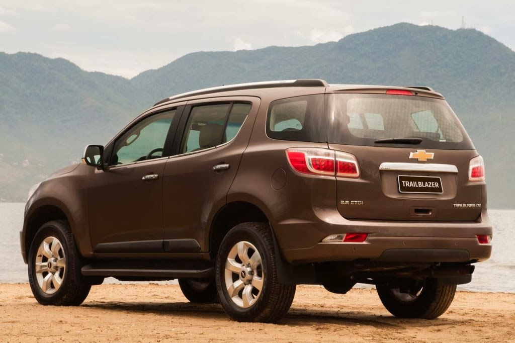 Chevrolet Trailblazer (5 Wallpapers) - Prices, Wallpaper, Specs Review