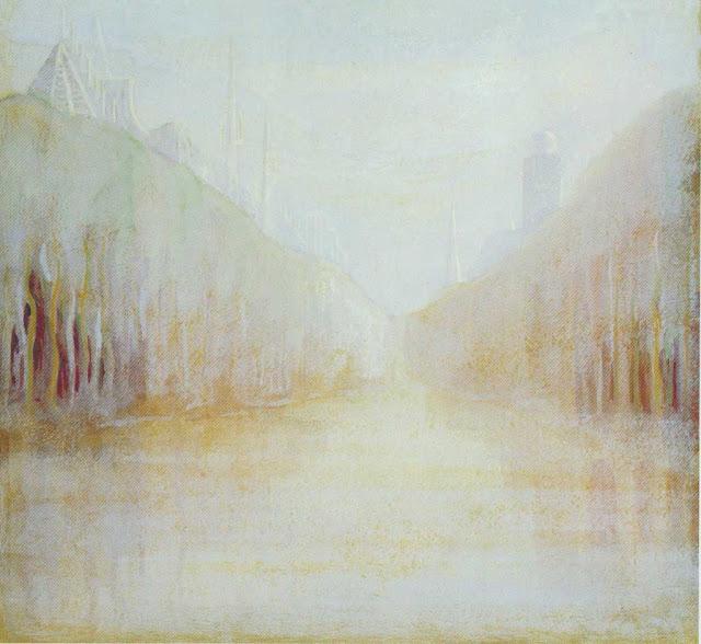 Чюрлёнис Микалоюс Константинас - Рассвет (II). 1906