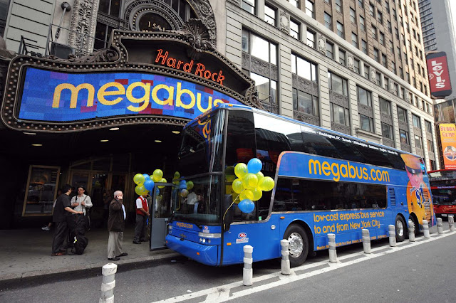 Can I Pay Cash For Megabus?