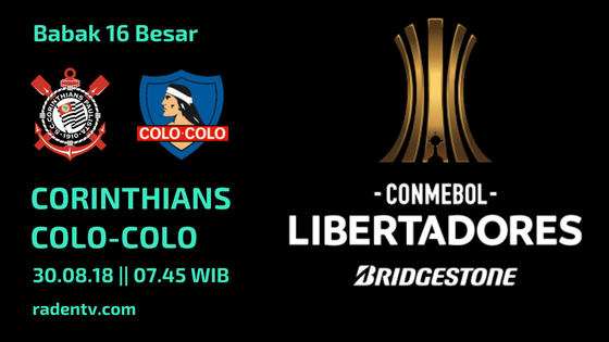 Streaming Corinthians vs Colo-Colo