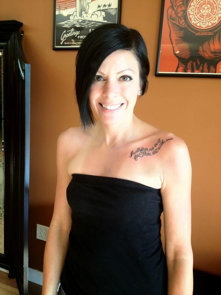 tatuaje Sugerente y Provocativo para chicas