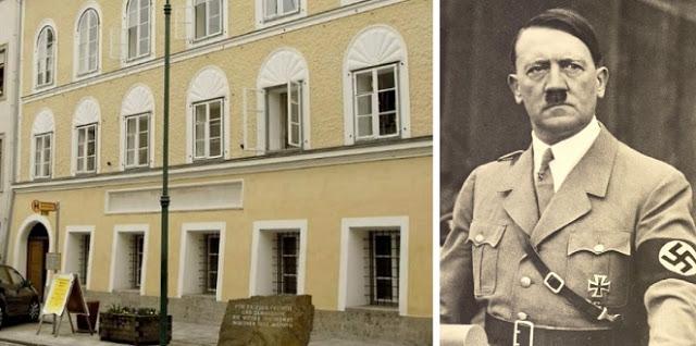 Ministro austriaco propone demoler la casa de Adolf Hitler y evitar que sea lugar de culto