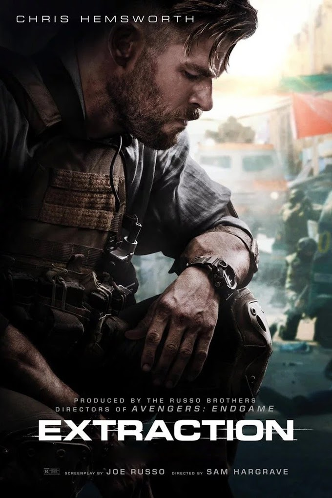 Extraction (2020) - English Full Movie
