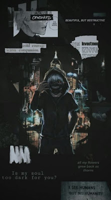 wallpaper anime tokyo goul