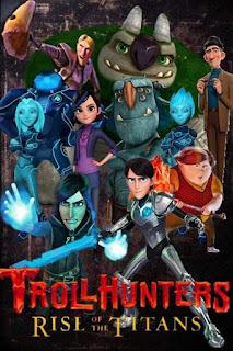 Trollhunters: Rise of the Titans [2021] [CUSTOM HD] [DVDR] [NTSC] [Latino]