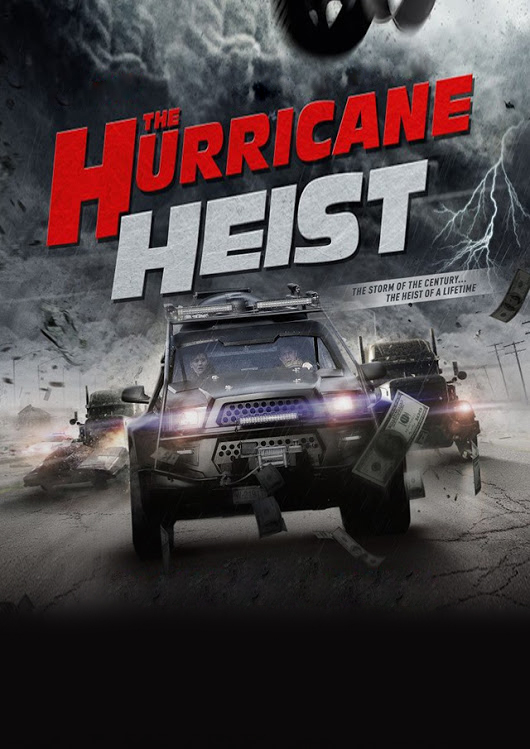 The Hurricane Heist [2018] [DVDR] [NTSC] [Latino]