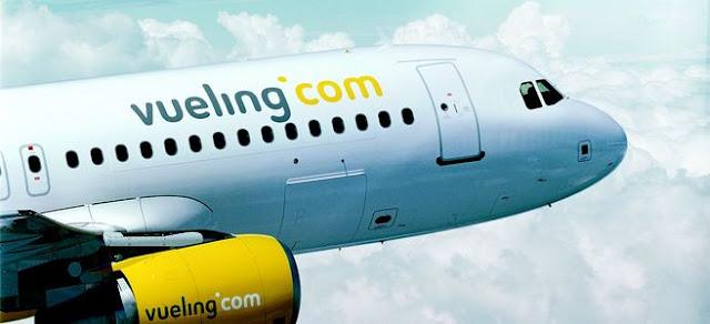Code promo Vueling : 20€ offerts sur les Vols