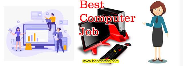 Top Computer Jobs