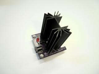 Circuito regulador de tensão CRT5V.