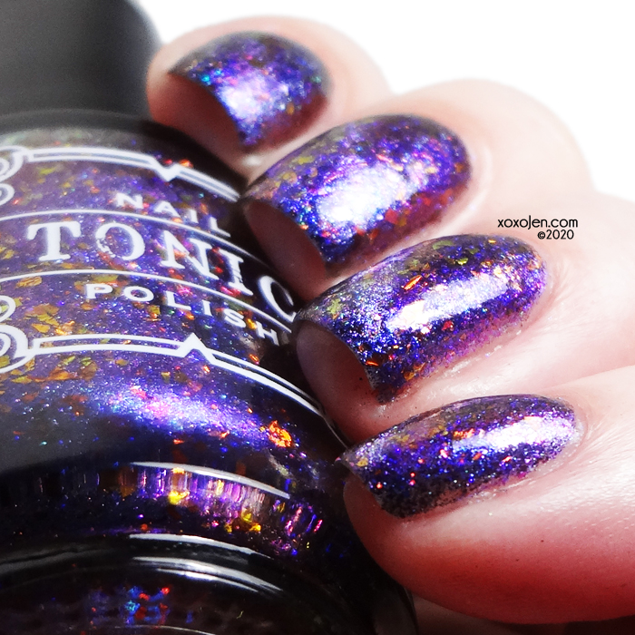 xoxoJen's swatch of Tonic Koi Pond